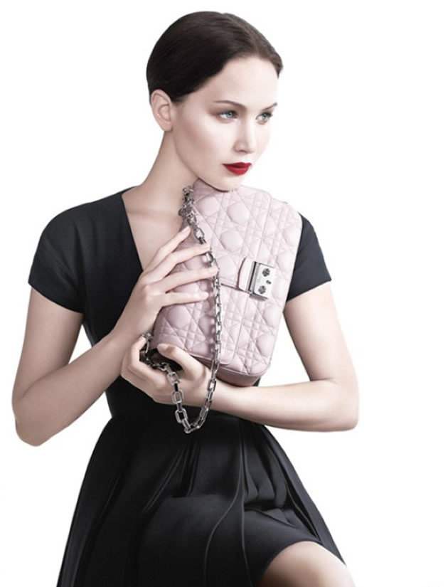a8d4f96cb30eb Jennifer Lawrence é a nova estrela da Dior