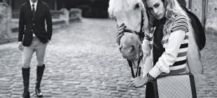 Alice Dellal é a estrela da nova campanha da Chanel