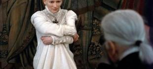 Tilda Swinton é estrela da campanha Chanel