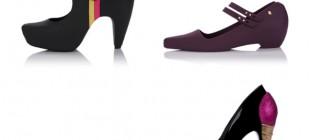 A nova coleção da Melissa + Karl Lagerfeld é lançada hoje na abertura do SPFW