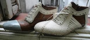 San Yamada, o designer de sapatos feitos a mão e sob medida