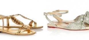 Sandálias rasteiras com muito conforto para o verão 2013