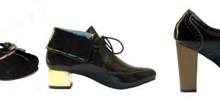 A Wecc componentes para calçados lança a coleção inverno 2014 em parceria com a Marveu Têxtil