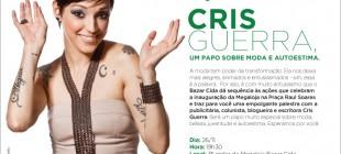 Bazar Cida promove palestra gratuita sobre moda e auto estima