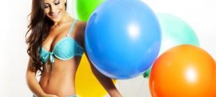 Laniclê Lingerie lança coleção verão 2014 com o tema Fly